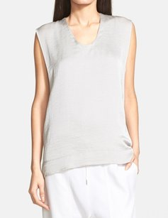 Helmut Lang 100% Polyester Cami F03hw518 Top