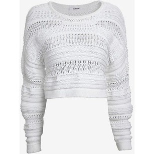 Helmut Lang Supple Cord Sweater