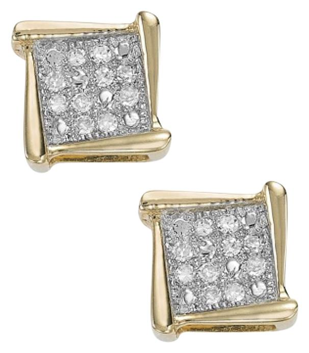 HELZBERG 14K Yellow Gold CTW ROUND BRILLIANT Cut Diamond Stud Earrings VERY NICE SET OF DIAMOND STUD libraryhumor.ml APROX TOTAL CARET. THERE IS NO BLACK CARBON THAT IS VISIBLE WITH A JEWELERS LOOP, LOOK NICE AND CLEAR AND ARE NICE WHITE libraryhumor.ml ARE SET IN 14K SOLID YELLOW GOLD.