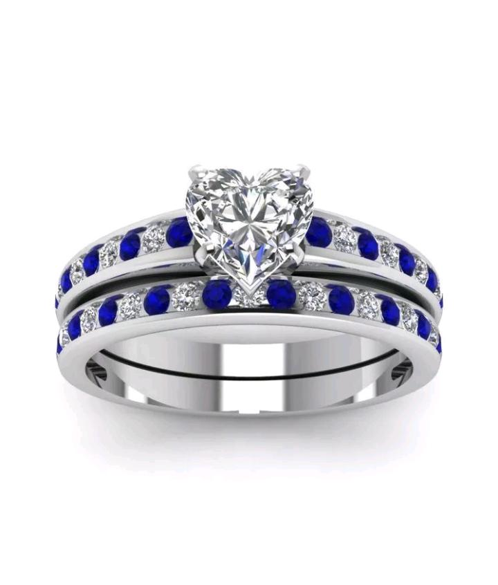 Blue Helzberg Diamonds Rings Up to 90 off at Tradesy