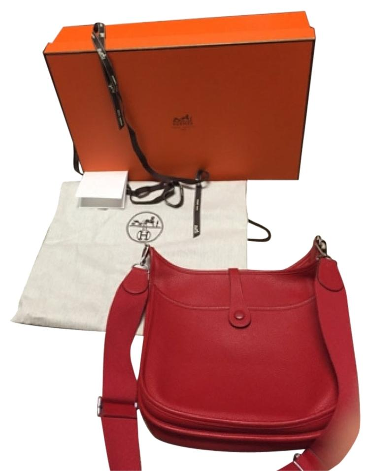 Hermes Evelyn Crossbody
