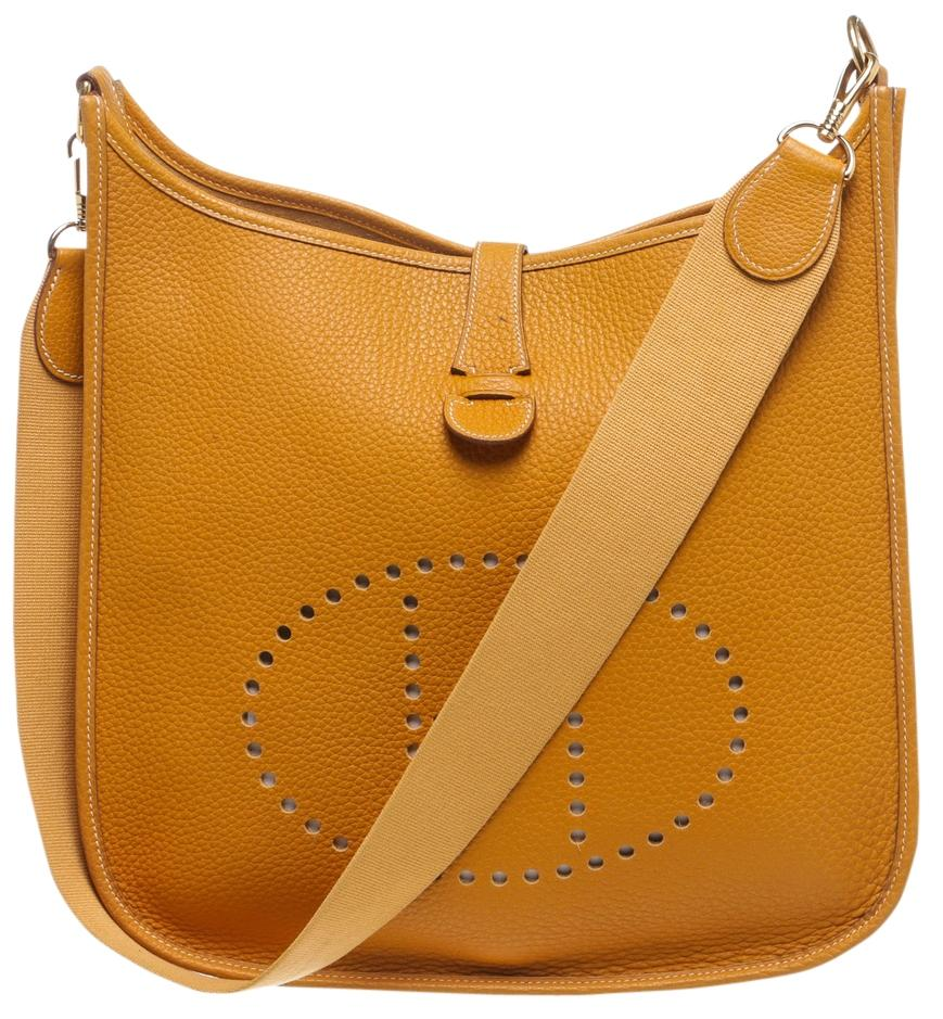 ... discount hermès evelyne bags up to 70 off at tradesy 18889 8a17a ... 1681a28c70