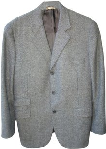 Herms Grey Blazer