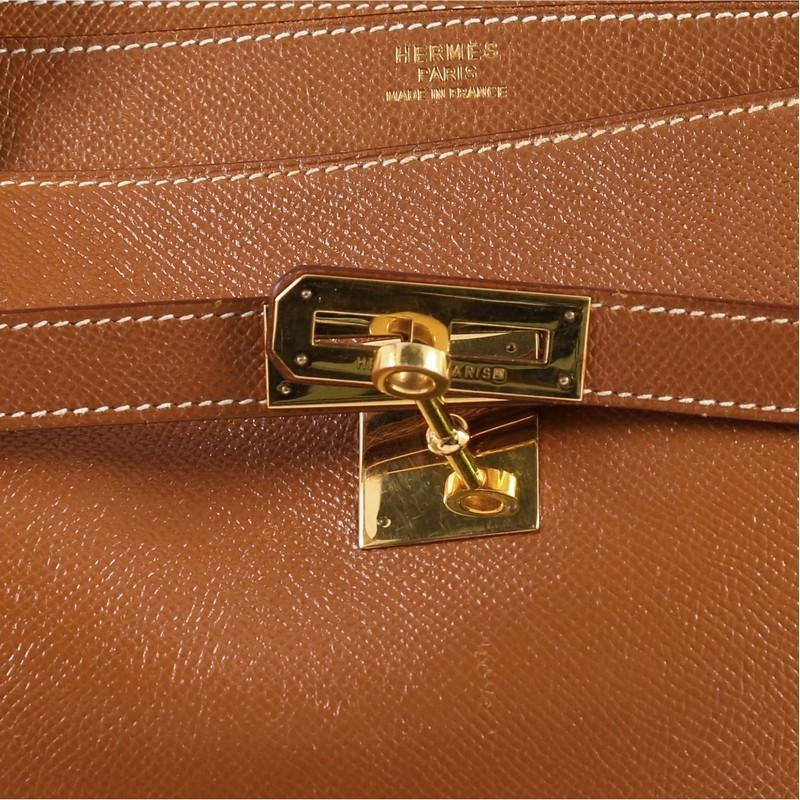 coupon code for hermès kelly depeche handbag courchevel 38 gold leather  satchel 19322 279bd b3419cacb2d99