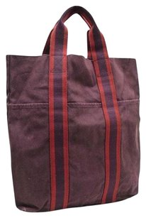 Herms Tote in Bordeaux