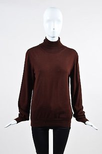 Hermès Hermes Red Cashmere Sweater