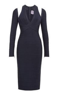 Herv Leger Bodycon Bandage Cocktail Dress