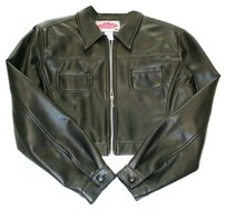 Highway Pleather Motorcycle Jacket