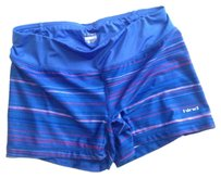 Anya Hindmarch Luxury, Gym, Shorts, Blue, Medium, Workout