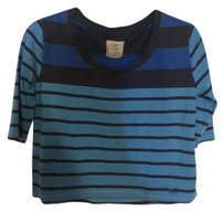 Hollister T Shirt Blue