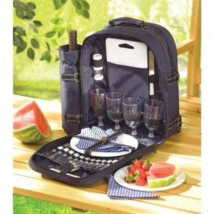 Home Locomotion Picnic Backpack