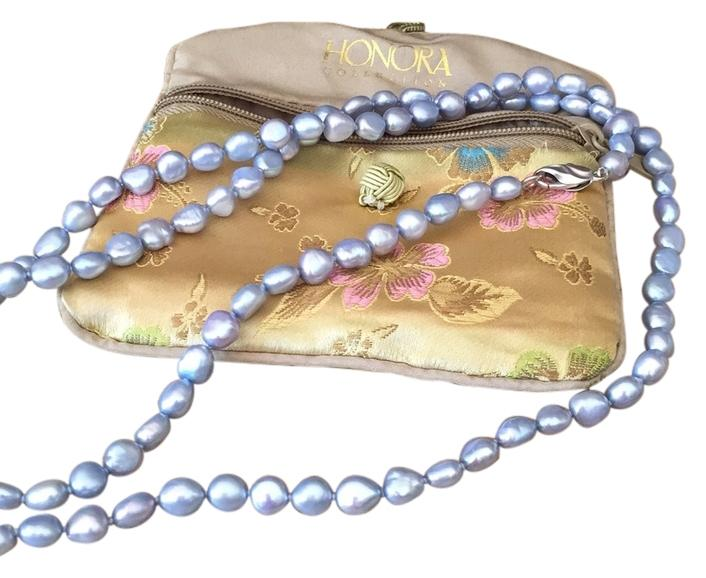 Honora pearls baby blue