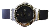 Hublot Ladies Hublot Mdm Geneve Yellow Gold And Stainless Steel Quartz Watch
