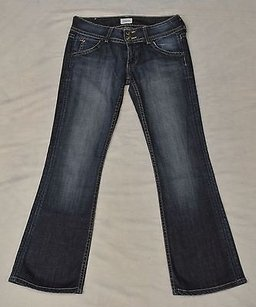 Hudson Jeans 100 Wflaps Boot Cut Jeans