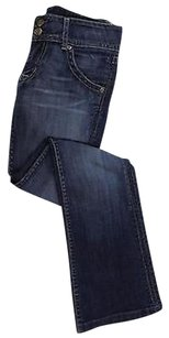 Hudson Jeans Womens Solid Pants