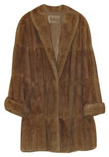 Hudson's Detroit Fur Coat