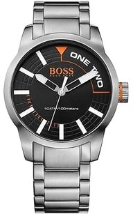 Hugo Boss Hugo Boss Orange Stainless Steel Mens Watch 1513216