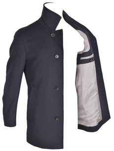 Hugo Boss Men's Coat Blue Jacket