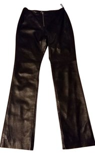 Hugo Buscati Boot Cut Pants Black