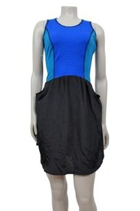 I 'Heart' Ronson short dress black Heart Blue on Tradesy