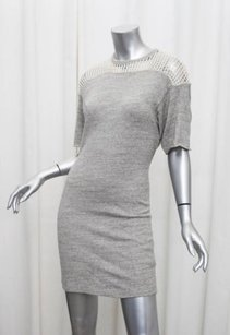 Isabel Marant short dress Gray Womens on Tradesy
