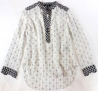 Isabel Marant Blackcream Top Multi-Color