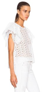 Isabel Marant Vlady Top White