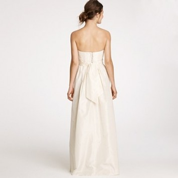 J Crew Wedding Dress Size 4 - Amore Wedding Dresses
