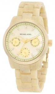 Michael Kors Women's MK5039 Ritz Horn Watch