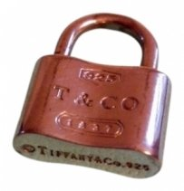 Tiffany & Co. Tiffany 1837 Lock Charm