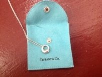 Tiffany & Co. Tiffany & Co. Elsa Peretti Eternal Circle pendant