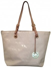 Michael by Michael Kors Tote in white