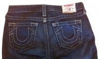 True Religion Teen 29 6 S Small Mediu Skinny Jeans