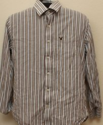 American Eagle Outfitters American Eagle Men's Dress Shirt - Free