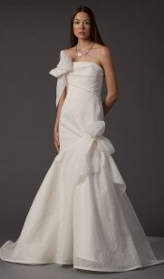 Angel Sanchez N8007 Wedding Dress