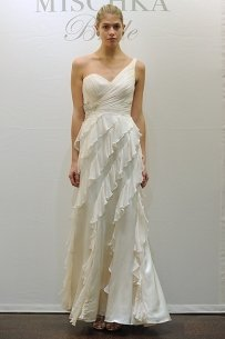 Badgley Mischka Deauville Wedding Dress