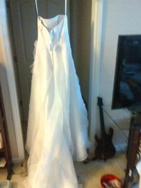David's Bridal 12040005 Wedding Dress