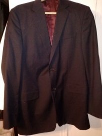 Express Men's Suit Jacket/blazer