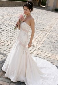 Group Usa & Camille La Vie 1053w Wedding Dress