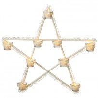 Star Votive Holder