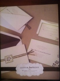 Imprintable Invitations
