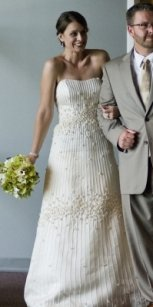 Matthew Christopher Imagine Wedding Dress