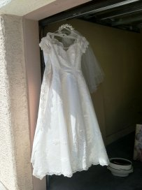 Michaelangelo Wedding Dress