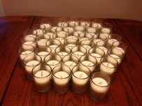 Votive Candles In Glass