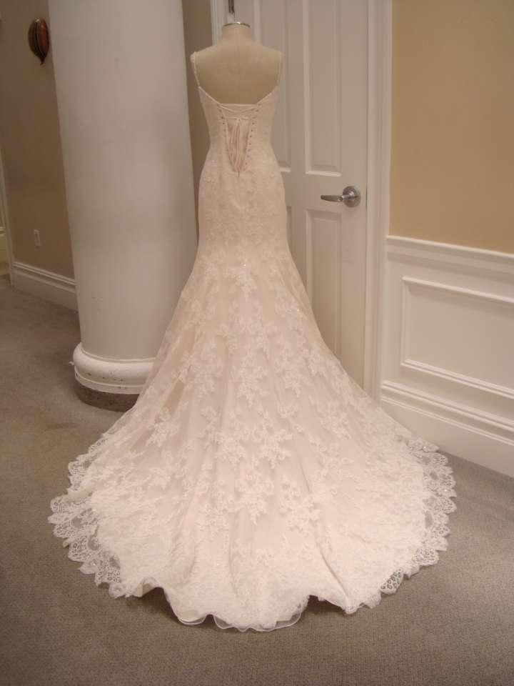 Alita graham for kleinfeld wedding dress tradesy weddings for Kleinfeld wedding dresses sale
