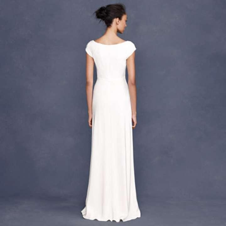 J crew cecelia 96230 wedding dress tradesy weddings for J crew wedding dresses
