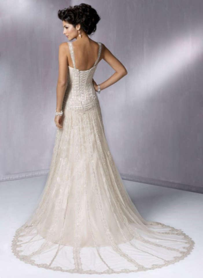 Maggie Sottero Wedding Dresses Gatsby - Expensive Wedding Dresses Online