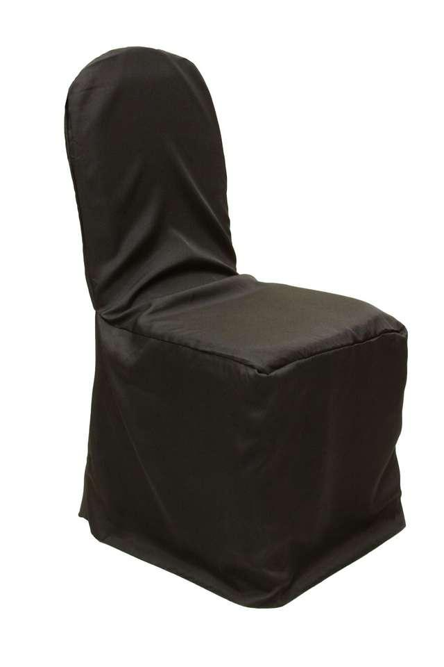 Black Banquet Chair Covers 44% f Tradesy Weddings