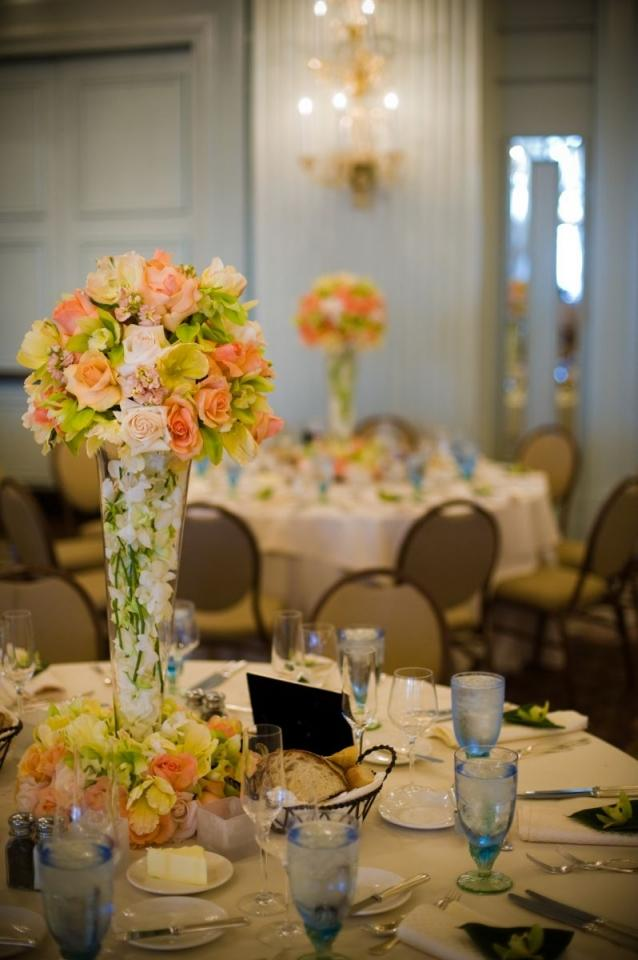 14 Very Large Glass Vase Centerpieces Tradesy Weddings
