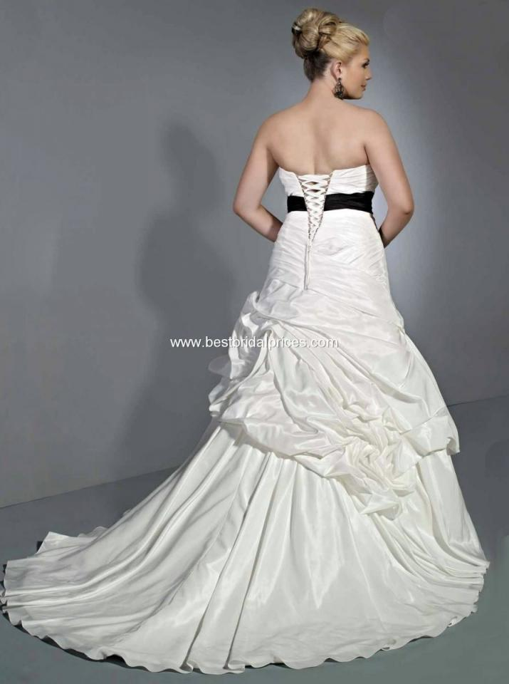 Private label by g signature plus 3359 wedding dress for Private label wedding dress